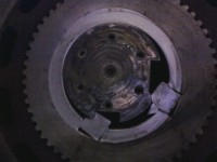 Leveler Shaft Repair